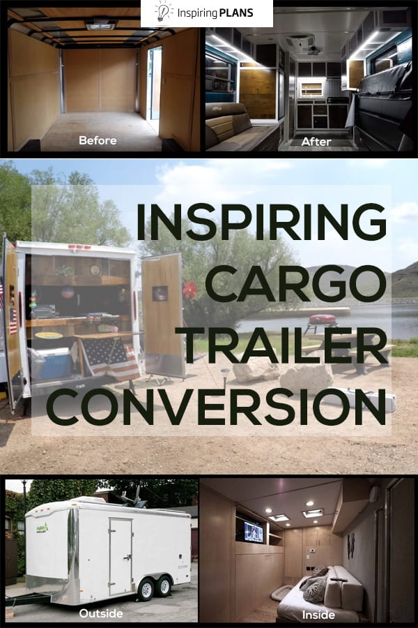 50 DIY Cargo Trailer Conversions - Inspiring Ideas & Plans