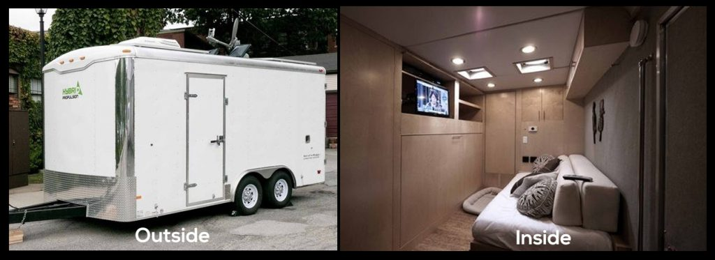 50 Diy Cargo Trailer Conversions Inspiring Ideas Plans For Campers 6x12 7x12 7x14 And More